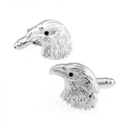 Jeulia Vintage Eagle Copper Men's Cufflinks