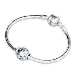 Pisces Charm Sterling Silver