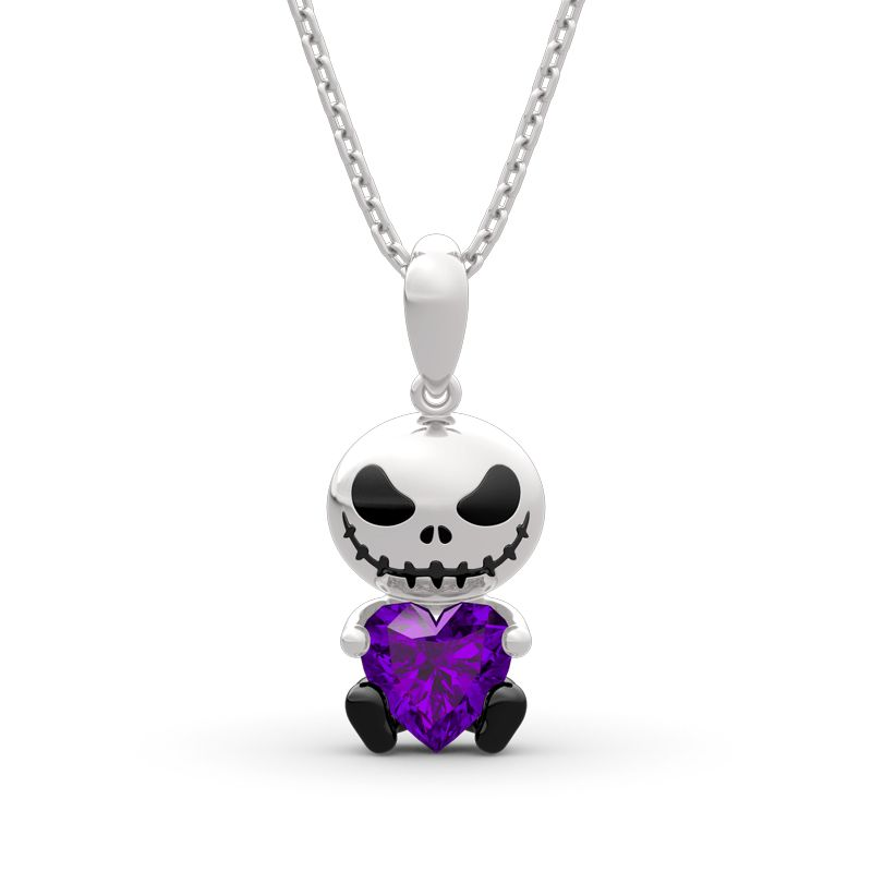 Jack Skellington Jeulia jewellery